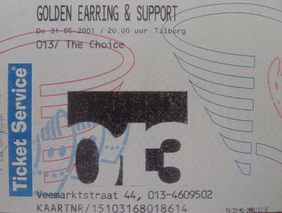 Golden Earring - Fabulous Golden Earring