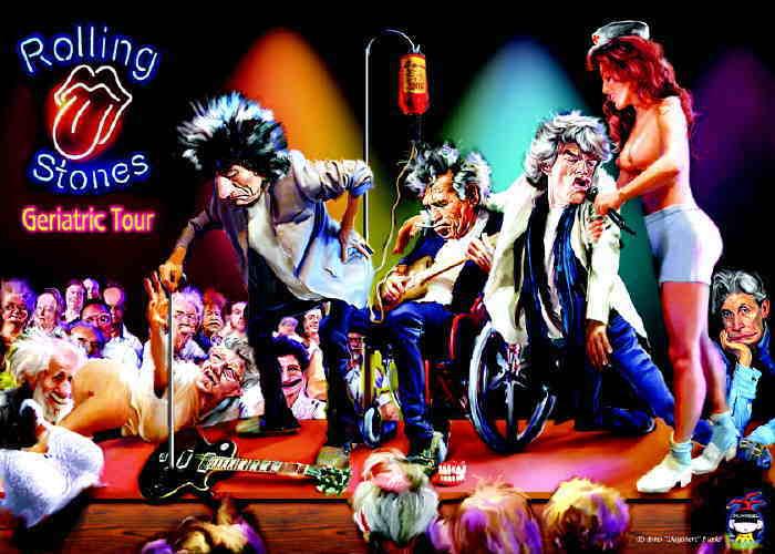 Stones Tour